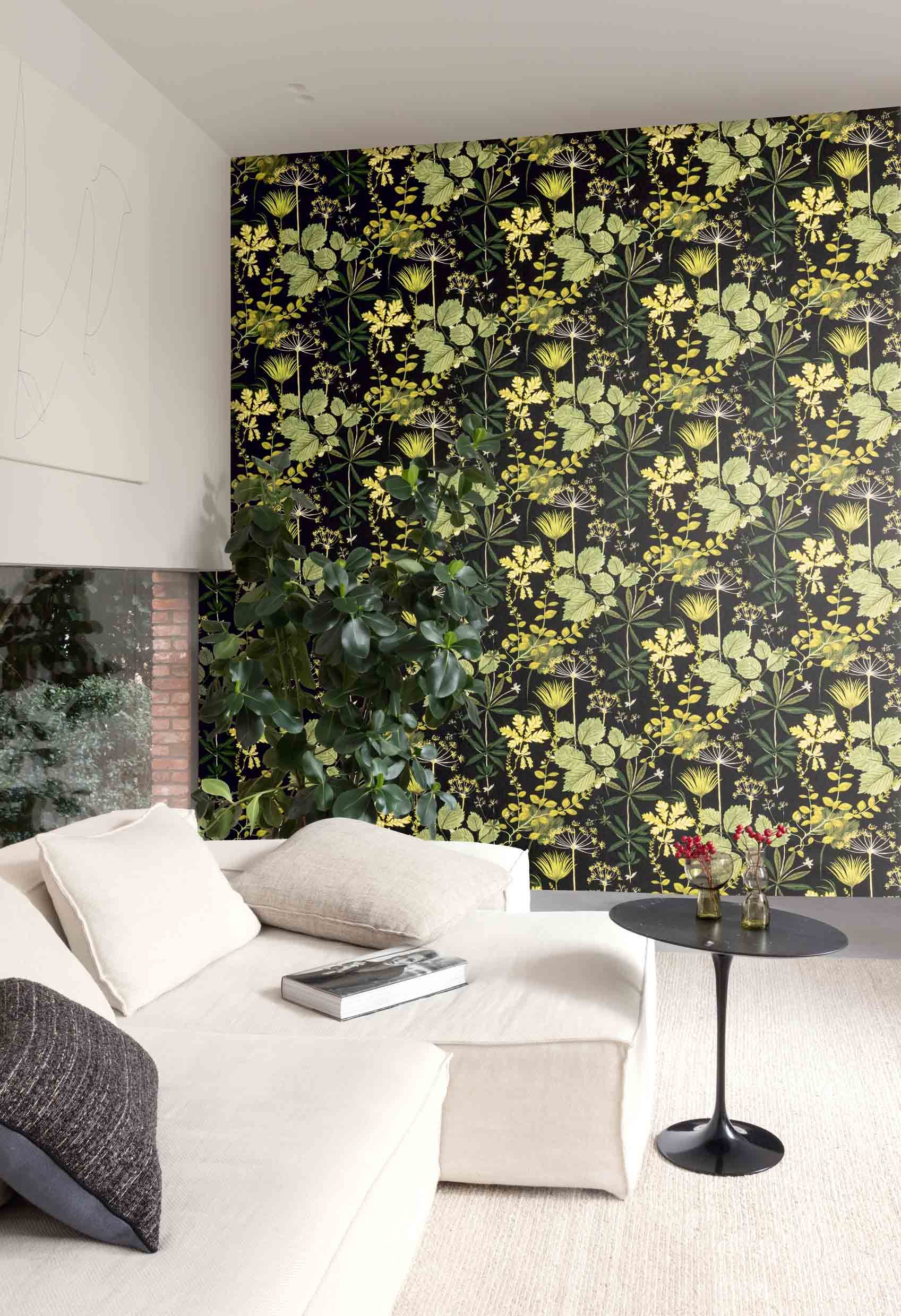 masureel, zoom, olivia, wallpaper, wallcovering, nature, green